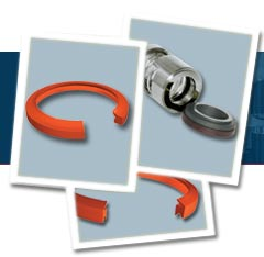 Silicone Rubber Endless Door Gaskets and Mechanical Seals for HTHP Yarn Dyeing, Beam Dyeing, Softflow, Autoclaves, Pharmaceutical Machineries Manufacturer in India Located in Mumbai : Multi Range Engineering Company